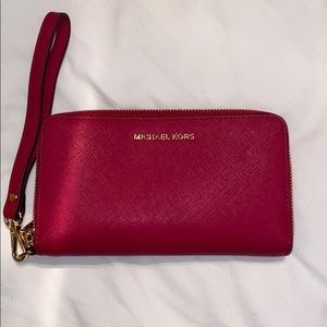 New without the tags Michael Kors wristlet!